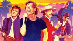 The Desert Trip festival is a rare event which will be held in Indio, California on October 8 and 9 and October 15 and Desert Trip 2016, Bob Dylan Lyrics, Summer Music Festivals, Coachella Valley, Festival Posters, Rolling Stones, The Beatles, Rock N Roll, Deserts