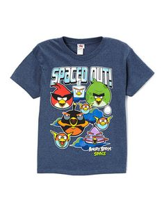 From pixels to playgrounds, this comfy tee boasts a vibrant graphic of gamers' favorite digital heroes. Its easy, slip-on fit and oh-so soft construction will keep kids comfy from their first boss battle to dinnertime.