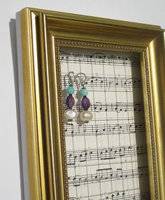 earring display holder