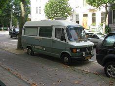 Camper (streamer020nl) Tags: holland netherlands amsterdam mercedes benz nederland nl camper niederlande 2014 plantage 207d middenlaan 290814 29aug2014
