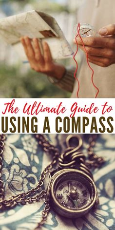 The Ultimate Guide to Using a Compass - Additionally, it's important that everyone learn the different types of compasses that are out there. You can start with the two main types- digital and floating-needle models- and then find subcategories for each one. It's important that you learn about each individual type so that you can buy a model that better suits what you're going to be doing in the wild.