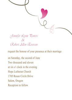 Friends invitation card wordings for wedding invitations card invitation card wording for wedding reception stopboris Choice Image