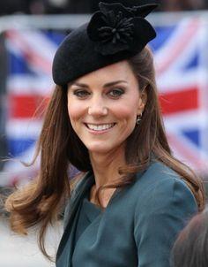 8 March 2012 - Black Fairy Tale Hat by Lock & Co