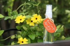 EASY #DIY wild orange honey refreshing face mist #sorority #Greeklife