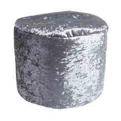 Shop for Wilko Crushed Velvet Effect Footstool S at wilko - where we offer a range of home and leisure goods at great prices. Crushed Velvet Bedroom Ideas, Velvet Footstool, House Renovations, Extra Seating, New Room, Bedrooms, Bedroom Decor, Silver, Image