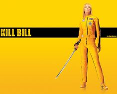 Uma in KillBill