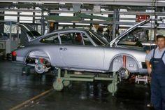 Porsche Factory Visit – September 1974 | Track Thoughts