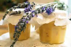 Lavender lemon curd, in celebration of spring and appreciating life's many little gifts. Lemon Curd, Little Gifts, My Recipes, Celebration, Lavender, Table Decorations, Spring, Food, Meal