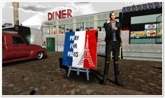 infinite space: # 524  Pray For Paris