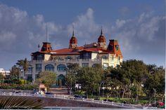 قصر السلاملك  El Salamlek Palace in El-Montazah, Alexandria