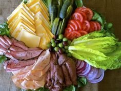 sandwich Trays for Parties | ... under: All Recipes , Feed Your Party , Sandwiches & burgers Pin It