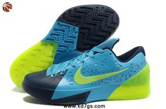 best website 4f1d5 0e4fc Nike Zoom KD 6 Blue Volt Shoes are cheap sale online. Shop the newest kd 6  blue volt shoes now!