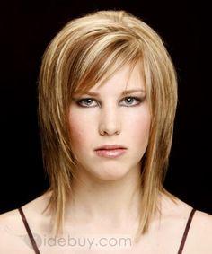 Coupe De Cheveux Dégradé Mi Long à idée de votre chevelure     - de andre
