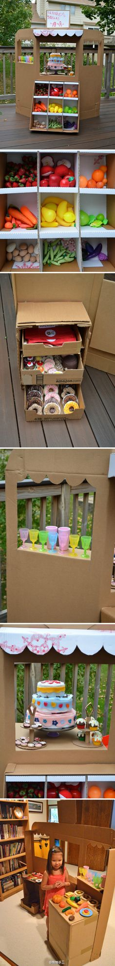this is incredible if you're willing to put in the time and let your children actually paint 3R - Reduce Reuse Recycle