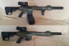 Military Weapons, Weapons Guns, Guns And Ammo, Tactical Rifles, Firearms, Shotguns, Shooting Bench, Custom Guns, Assault Rifle