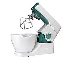 robot da cucina con 3 accessori chef classic km353