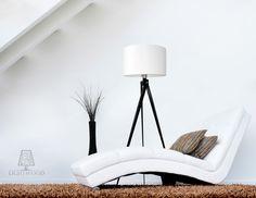 Lampa sztalugowa stojąca LIGHTWOOD http://lightwoodsklep.com/