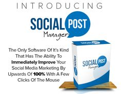 Social Post Manager Beta Social Post Manager +Pro +CSV +Pro Upgrade+Live Training Beta Group Finally You Can Legally Suck Leads From Facebook Harnessing The Power Of The Ultimate Social Media Marketing Software You Have Ever Seen! - See more at: http://www.comptonsocial.com/betasocial-post-manager-beta/