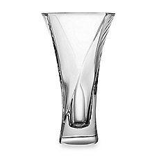 image of Nambe 11-Inch Piroett Vase