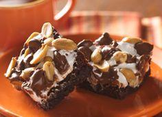 tin roof sundae brownies YUMMY!