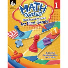 Math Games: Skill-Based Practice