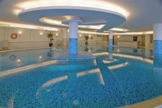 Luxury Ideas from Inside Swimming Pool Ideas with Contemporary Interior Innovation 600x401 Inside Swimming Pool Ideas with Contemporary Interior Innovation