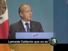 En el marco de la clausura de la asamblea anual del Consejo Mexicano de Comercio Exterior de Guadalajara, el Presidente Felipe Calderón, lamentó que no se concretarán las reformas estructurales durante su sexenio, como la reforma laboral y energética.    Informe Edgar Olivares