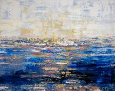 """Saatchi Art Artist Claus Gawin; Painting, """"Abstract #54"""" #art"""