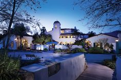 one of my favorite places-Ojai Valley Inn-would live there if I could
