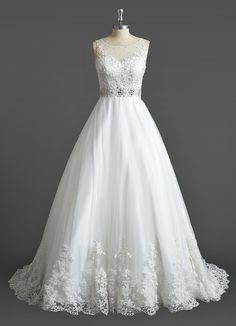2a47ca16c7b Dress Francesca BG by Azazie is a faddish tulle bridal gown featuring
