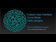 How To Make Celtic Pendant With ZBrush