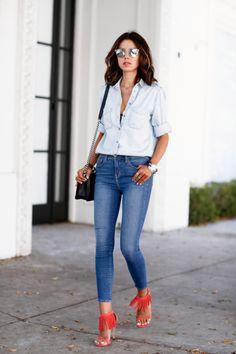 Skinny (400×600) blue jeans mavi kot pantolon kombini