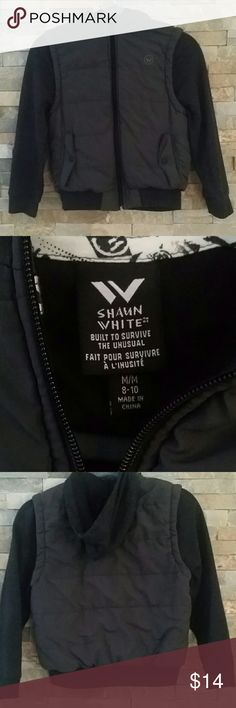 Shawn White warm hoodie Gently use still in excellent condition, great quality!!! Shawn White  Shirts & Tops Sweatshirts & Hoodies