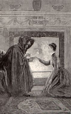 Show me your palm - Jane Eyre Illustrated: Edmund Garrett Jane Eyre Bbc, Jane Austen, Charlotte Bronte Jane Eyre, Emily Bronte, Agnes Grey, Bronte Sisters, Drama Memes, Best Novels, Aesthetic Drawing