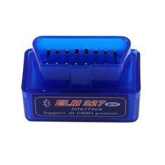 New OBD V2.1 mini ELM327 OBD2 Bluetooth Auto Scanner OBDII 2 Car ELM 327 Tester…