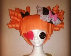 Hairspray Foam wig/Fifties foam wig/Tracy van LadyMallemour op Etsy