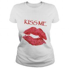 Cool Kiss Me Shirts & Tees