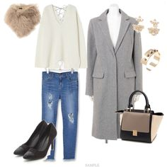 winterlook outfits December fashion