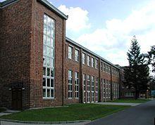 BUNDESSCHULE BERNAU Architekt: Hannes Meyer I Baujahr: 1928 I Adresse: Hannes-Meyer-Campus 9, 16321 Bernau bei Berlin