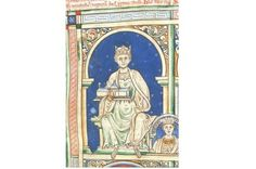 Henry II of England (From the Historia Anglorum, Chronica majora). Found in the collection of British Library. (Photo by Fine Art Images/Heritage Images/Getty Images)