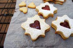 Con Corazón de Azúcar: Galletas Linzer