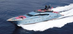 Calm seas ahead in the Palmer Johnson 135 Sports Yacht Luxury Yachts For Sale, Yacht For Sale, Palmer Johnson Yachts, Sport Yacht, Power Boats For Sale, Boat Dealer, Super Yachts, Motor Yacht, Sailing