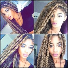 If I had it my way I'd wear Marley twists forevaa too bad they only last me a few weeks