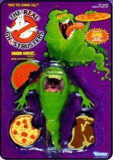 Green Ghost (Slimer)
