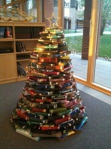 How Do You Decorate Your Library?