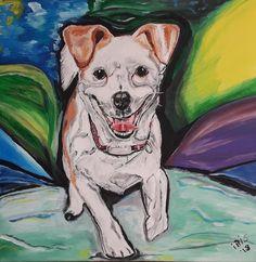Hund, dog, Hunde, dogs, paintings, Acrylicpaintings, Acrylmalerei, 2018 Art, Pet Dogs, Art Background, Kunst, Performing Arts, Art Education Resources, Artworks