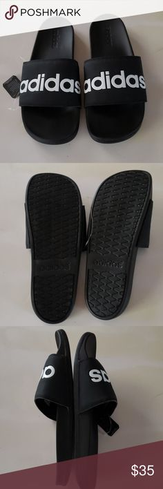 brand new 5ecbb 5fad1 Adidas Adilette Comfort New Adidas Adilette Comfort New. Mens size 12. Very  soft and
