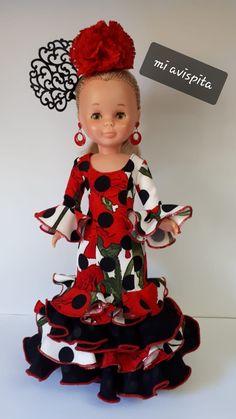 Vestidos Nancy, Nancy Doll, Folklore, Doll Toys, Elsa, Doll Clothes, Virginia, Harajuku, Barbie