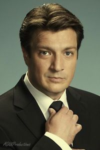 All of Time and Space... • aduproductions: Nathan Fillion - Suit and Tie ...