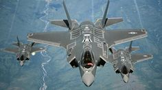 THE US Air Force has just declared the controversial F-35 stealth fighter 'combat capable'. It's an important milestone for the aircraft's manufacturer. But doubts remain as to whether or not it can actually fight — and if Australia will even be allowed to use it.